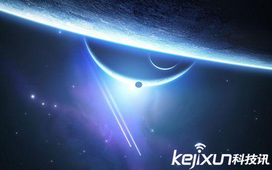宇宙中比太阳更热恒星 蓝色恒星怎么形成