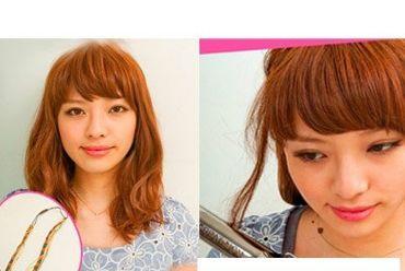 50岁女人的发型盘发方法和步骤图片