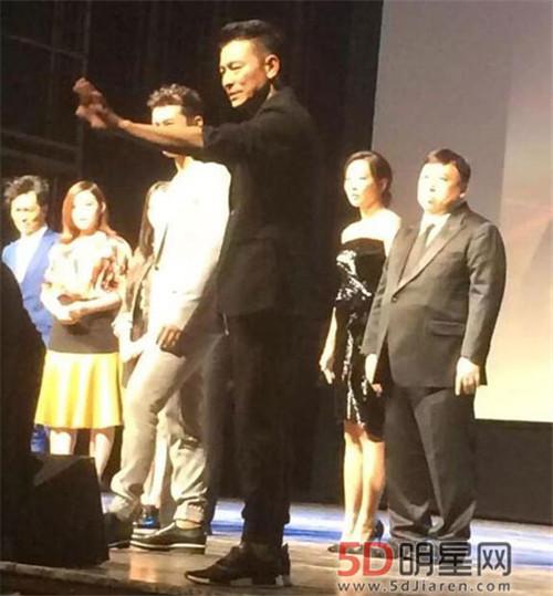 刘德华电影全集 刘德华演唱会微博曝光